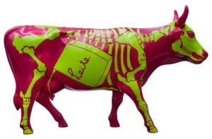 Cow Parade Porto Alegre - vaca integral