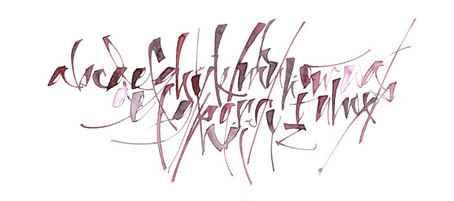 Silvia Cordero Vega - caligrafia 05