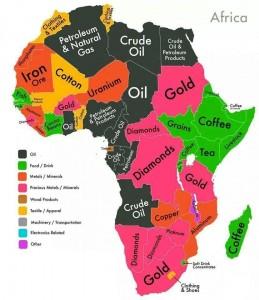 africa riquezas