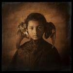 imagen 06 Luis Gonzalez Palma – Joven Alado Técnica mixta 1988