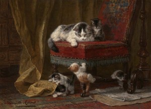 240455__painting-art-cat-five-kitten-chair-cat-kittens-kids-play-paint-painting-chair_p