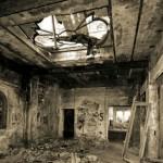 mansión por dentro