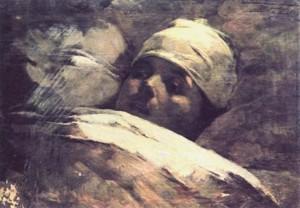 EL NIÑO ENFERMO - ARTURO MICHELENA (1)