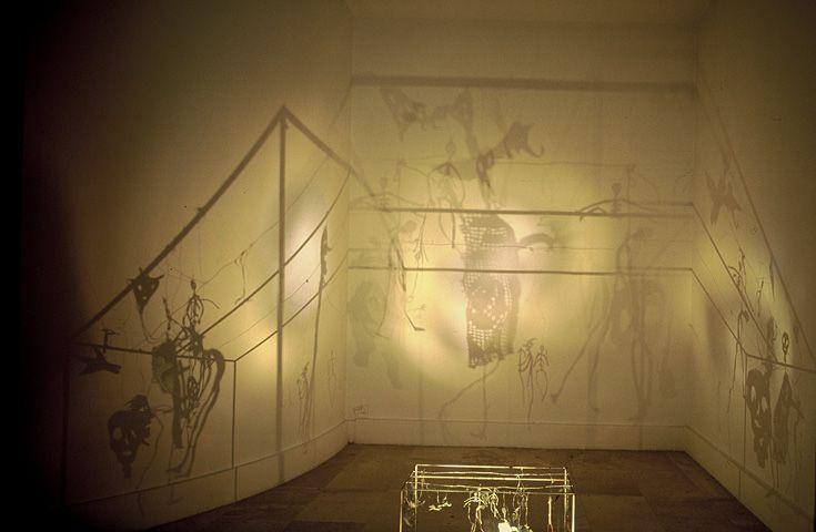Christian Boltanski - Le theatre dómbres 1984-1997