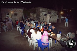 PATIO Y FLIA