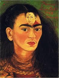 Diego y yo, Frida Kahlo (1949)