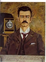Retrato de mi padre Guillermo KahlFrida Kahlo (1952)