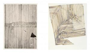 Gego. Dibujo y Tinta sobre Papel
