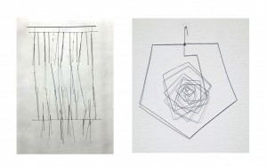 Gego. Dibujos sin papel