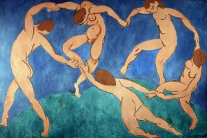 henri matisse la danza 1909