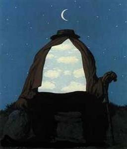 Le therapeute, René Magritte.