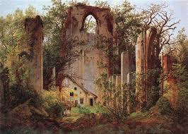 Klsterruine Eldena, Friedrich.
