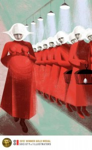 El cuento de la criada-Ilustracion Anna y Elena Balbusso