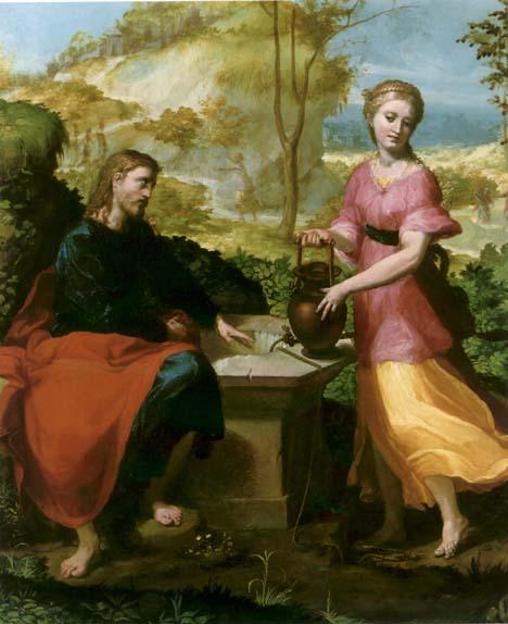 Anselmi-Christ_and_Woman_of_Samaria