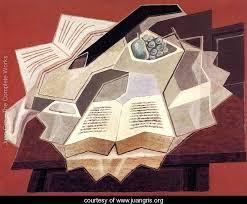 Juan Gris - El libro abierto