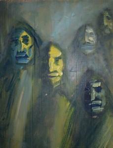 Alcala Vargas - Espectros fantasmagoricos