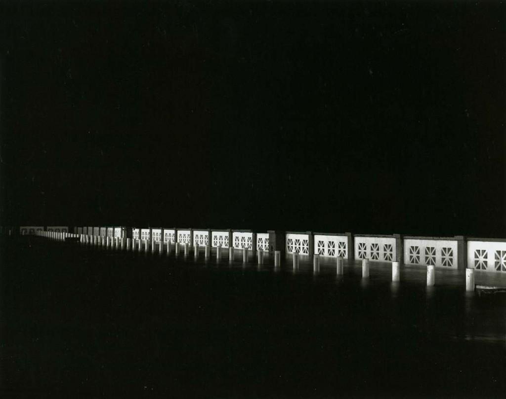 """Zimmermann, M. """"Balaustrada. Costanera Norte, Bs. As."""", 1994"""