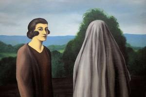 Rene Magritte - La invención de la vida - 1940