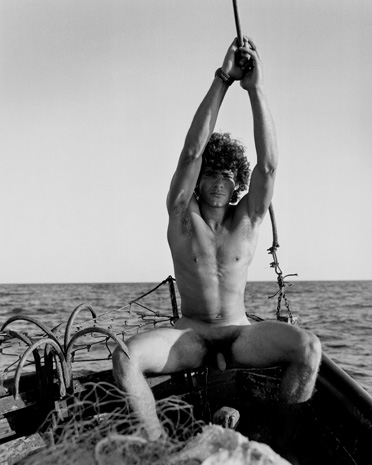 "Zimmermann, M. ""Marinero"". Uruguay.  De la serie ""Desnudos Sudamericanos"""