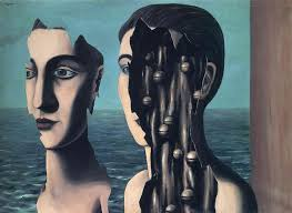 Rene Magritte - El doble secreto - 1927