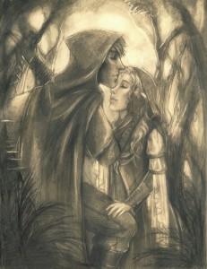 Robin Hood y Lady Marianne