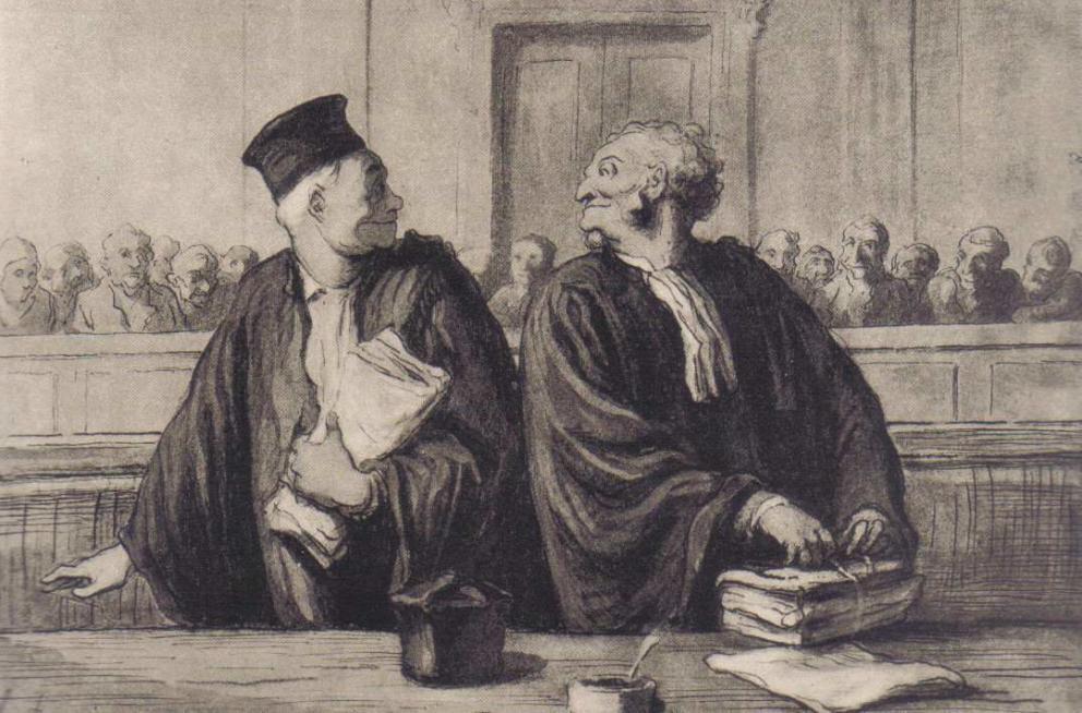 "Honoré Daumier. ""La risa republicana"""