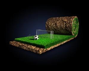 verea6足球超现实的概念-65177618