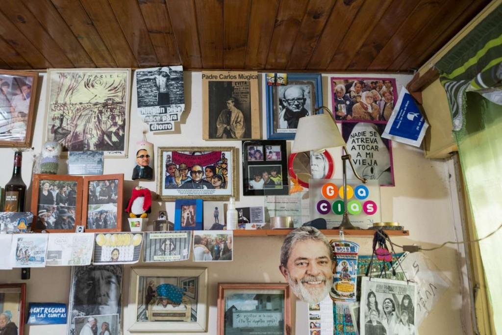 La casa de Paco Olveira. Fotografía: Diego Grispo.
