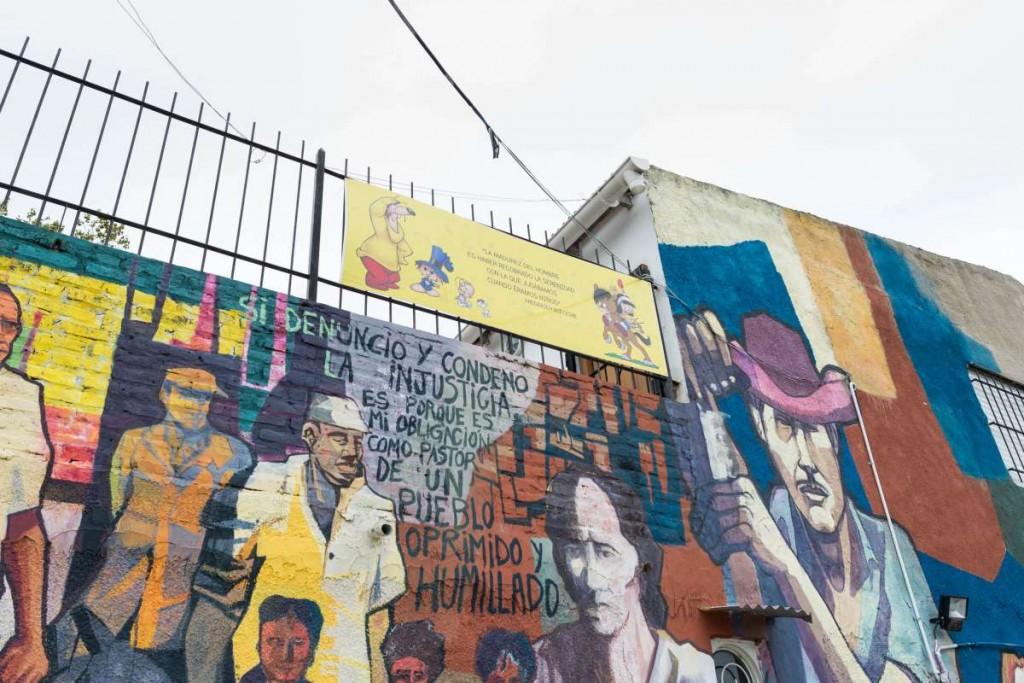 Fundación Isla Maciel. Fotografía: Diego Grispo.
