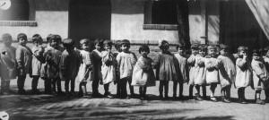 Patronato de la Infancia, año 1912. Archivo General de la Nación