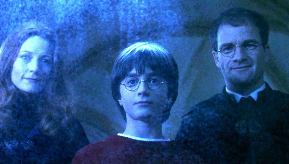 Harry su familia, un deseo.