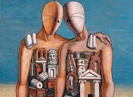 "Giorgio De Chirico. ""Retratos irracionales""."