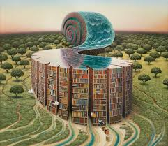"Yasek Yerka. "" Library Ammonite""."