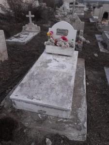 33. la tumba de mis abuelos. HAP