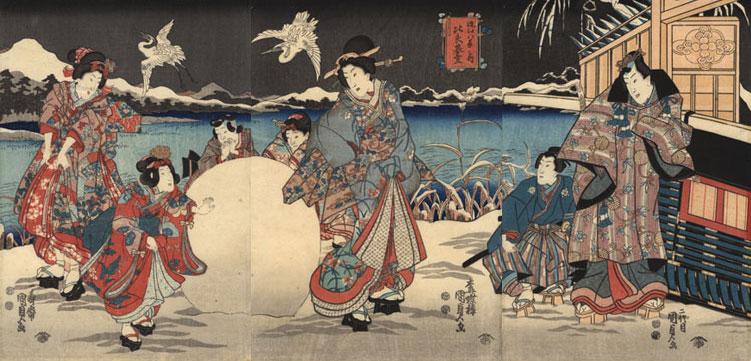 Arte japonés Ukiyo-e