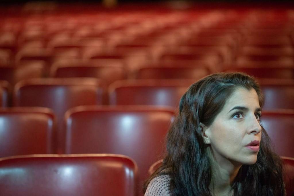 Romina Fernández . Fotografía: Diego Grispo.