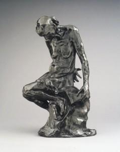 La Belle Heaulmiere. Auguste Rodin