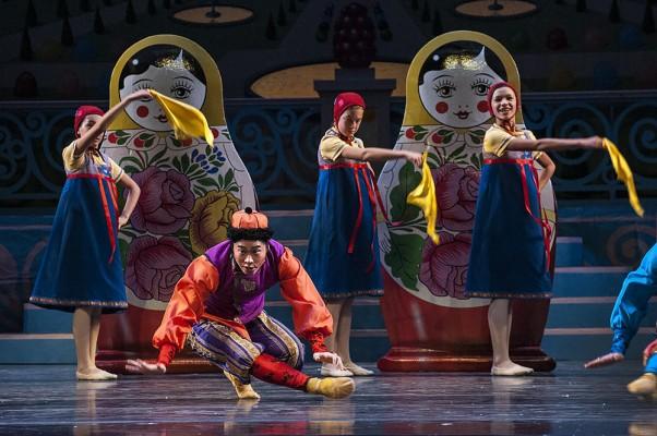 """Kansas City Ballet. """"Casacanueces""""."""