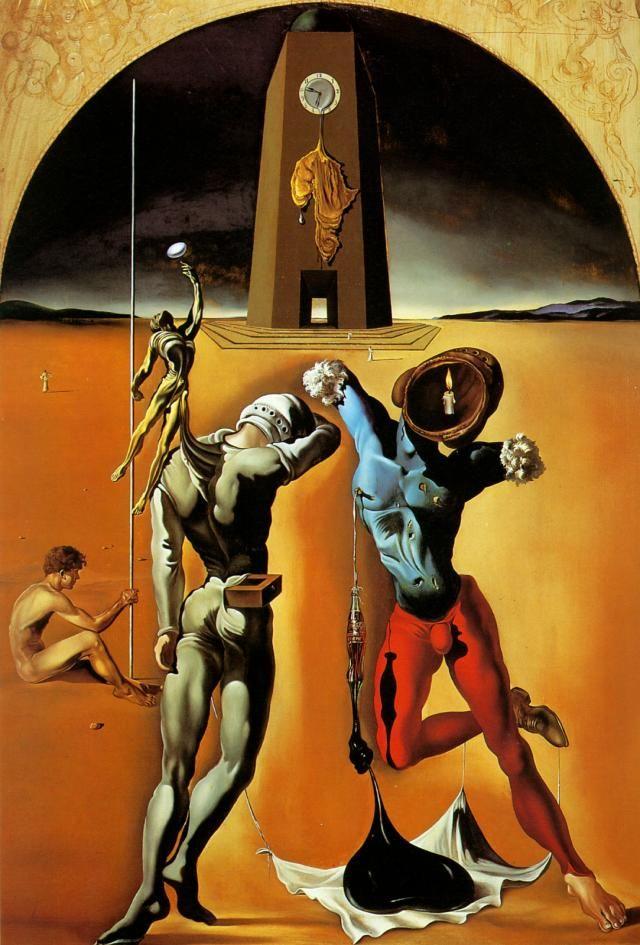"""Dalí. """"La poesía de América""""."""
