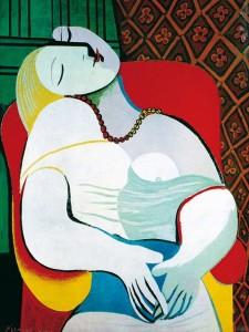 Sueño, Picasso
