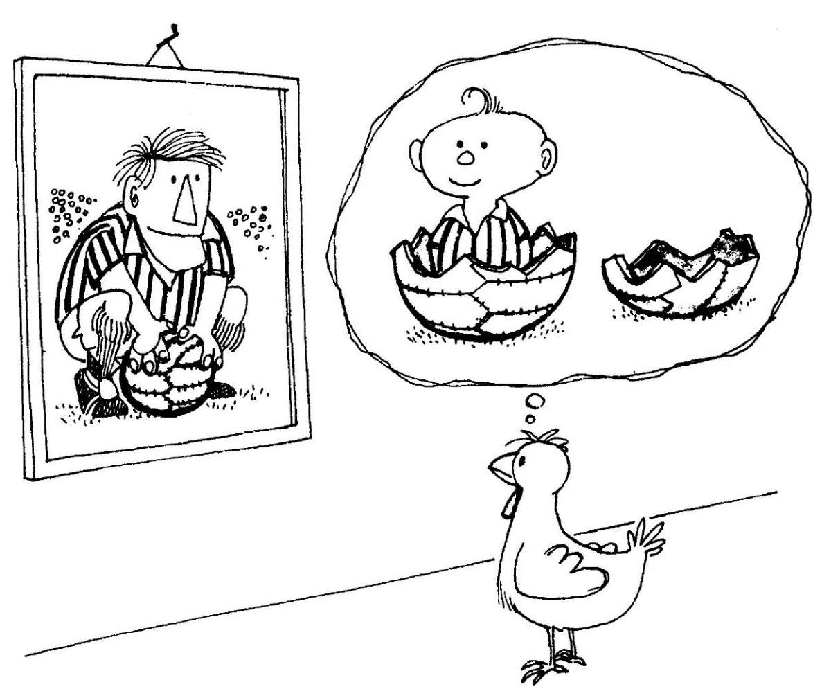 Dibujo de Quino