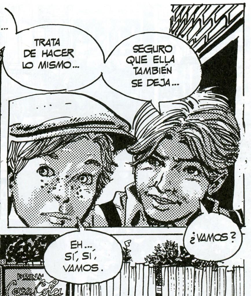 """Horacio Altuna. """"Charlie Moon."""""""