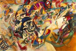Composición VII - Vasili Kandinsky
