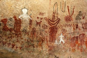 Arte rupestre - Norte de México