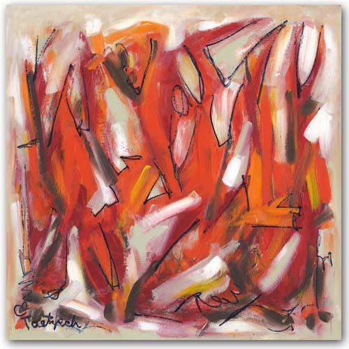 "Lynne Taetzsch. ""Fire and light."""