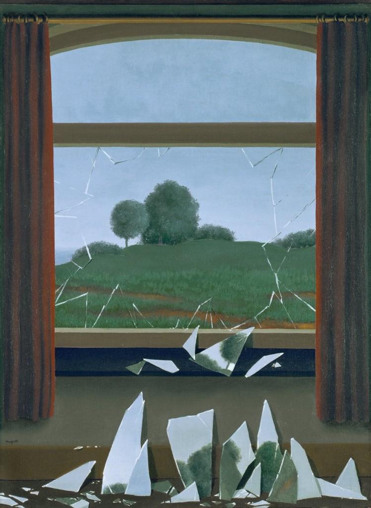 """Magritte. """"LLave de los campos."""""""