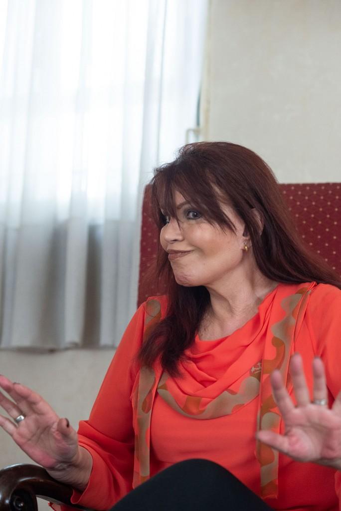 Liliana López Foresi. Fotografía: Diego Grispo.
