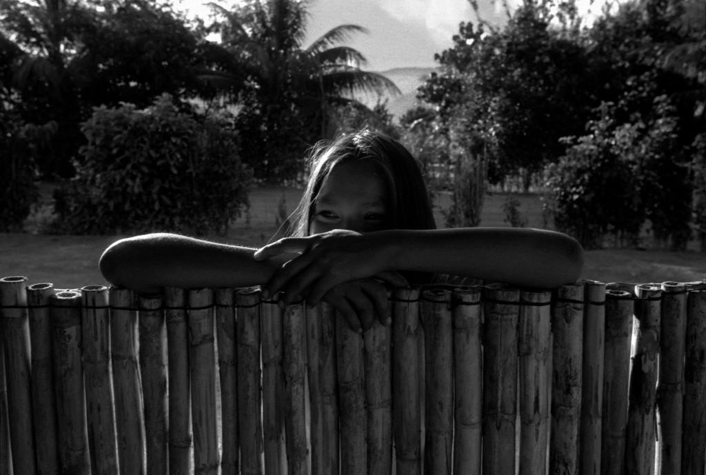 """Cecilia Larrabure. """"Elena"""".Fotografía del libro """"Ciertos vacíos""""."""