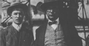 Cátulo Castillo y su padre