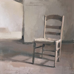 Jorge Gallego - Ausencia V (La silla de José)